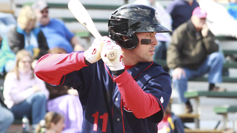 Justin Martinson hit .252 with 19 homers and 64 RBIs last year.